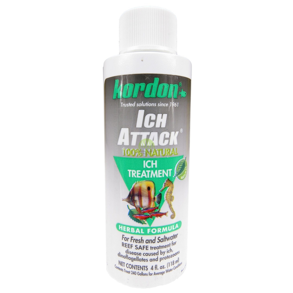 Kordon Ich Attack [473ml] - na infekcje skórne