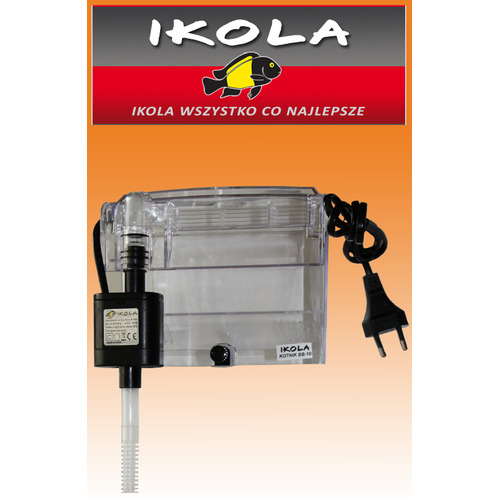 Kotnik IKOLA z obiegiem wody (z pompką)