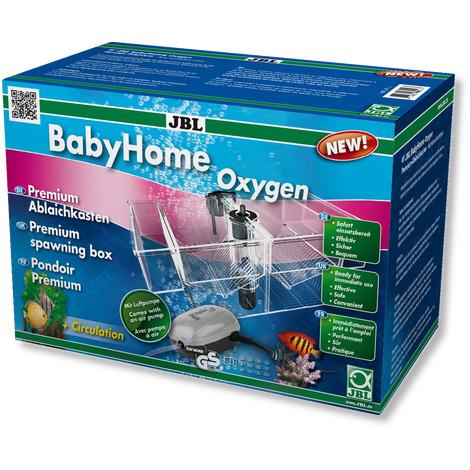 Kotnik JBL BabyHome Oxygen - z napowietrzaniem