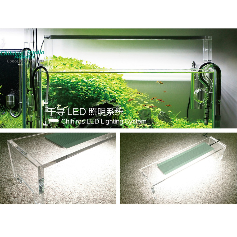 Lampa Chihiros Crystal LED E-201 [20cm]