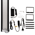 Lampa Chihiros LED WRGB SLIM II 120 [120-140cm] - bluetooth (DM)