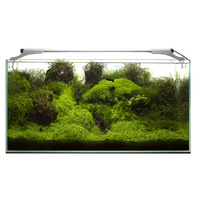 Lampa LED AquaEL LEDDY SLIM [10W] - PLANT - srebrna