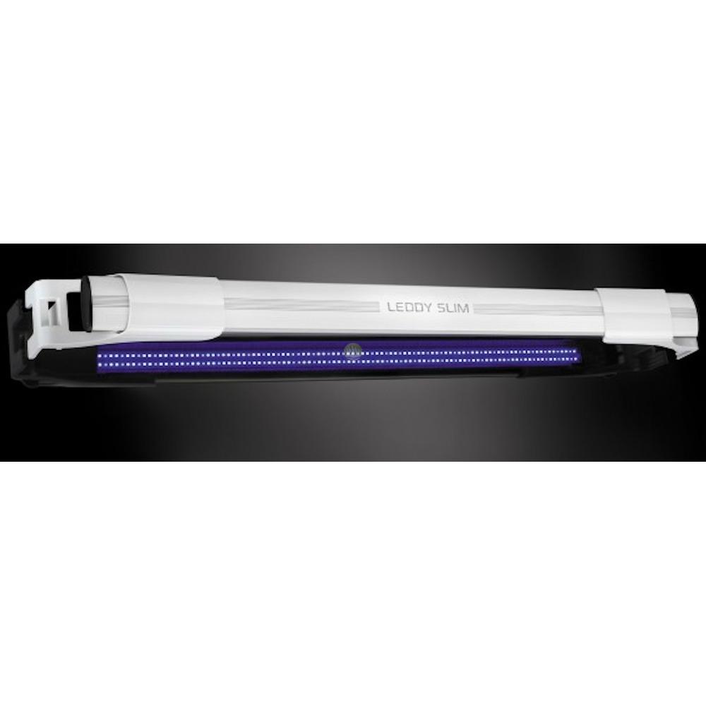 Lampa LED AquaEL LEDDY SLIM [32W] - ACTINIC - srebrna