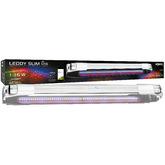 Lampa LED AquaEL LEDDY SLIM LINK [36W] - STEROWANIE WIFI - srebrna