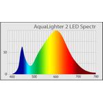 Lampa LED AquaLighter 2 [30cm] - srebrna