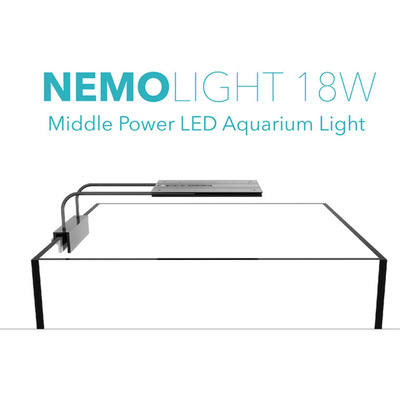 Lampa LED NemoLight Aqua Fresh 18W [20-40cm]