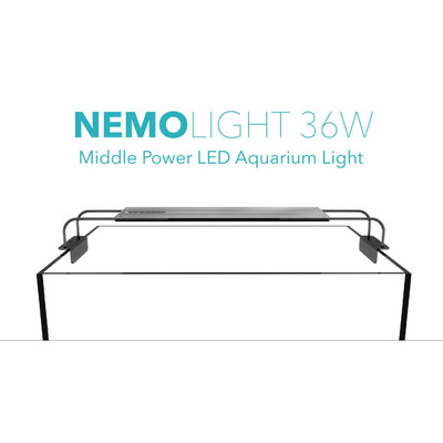 Lampa LED NemoLight Aqua Fresh 36W [56-90cm]