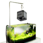 Lampa LED SunSun Sky Cube [20W] - wisząca do akwarium 30-40cm (ADT-220C)