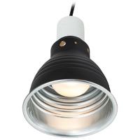 Lampa na żarówkę grzewczą i UVB do 100W