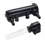 Lampa, sterylizator UV JEBAO [7W] na wąż 16/22mm (wąż 3.5m)