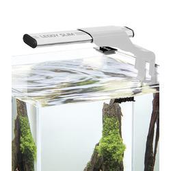 Lampka nano Aquael Leddy SLIM [5W] SUNNY - srebrna