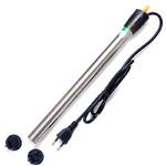 LansenFish Steel Heater 100W - stalowa grzałka z termostatem do akwarium 70l - 150l
