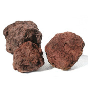 Lawa wulkaniczna brązowa [1kg] - SKK S-032