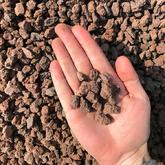 Lawa wulkaniczna RA 3-6mm [1kg] - ultra porowata