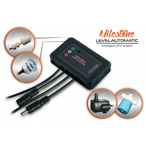 Levelautomatic Milestone - automatyczna dolewka (pompa DC)