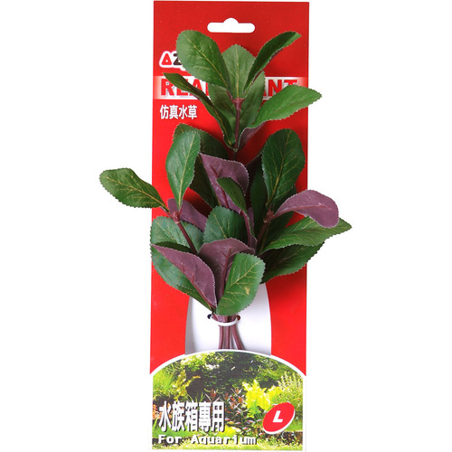 LOBELIA CARDINALIS 8 [22cm] - Rośliny z miękkiego, tkanego materiału