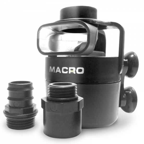 Macro Aqua Flow Swing L - elektroniczny wylot wody