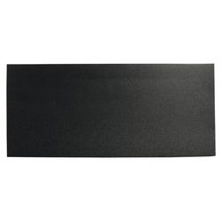 Mata pod akwarium Alimat czarna 200x60 10mm