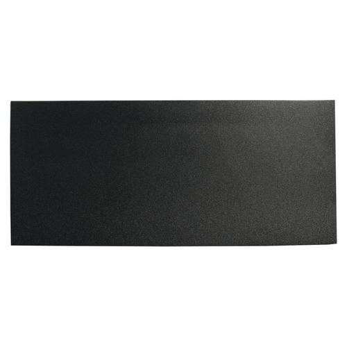 Mata pod akwarium Alimat czarna 80x40 10mm
