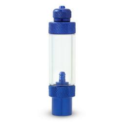 Metalowy licznik bąbelków BLUE