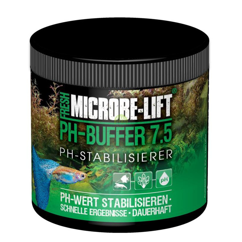 Microbe-lift 7.5 PH Buffer Stabilizer [250g]