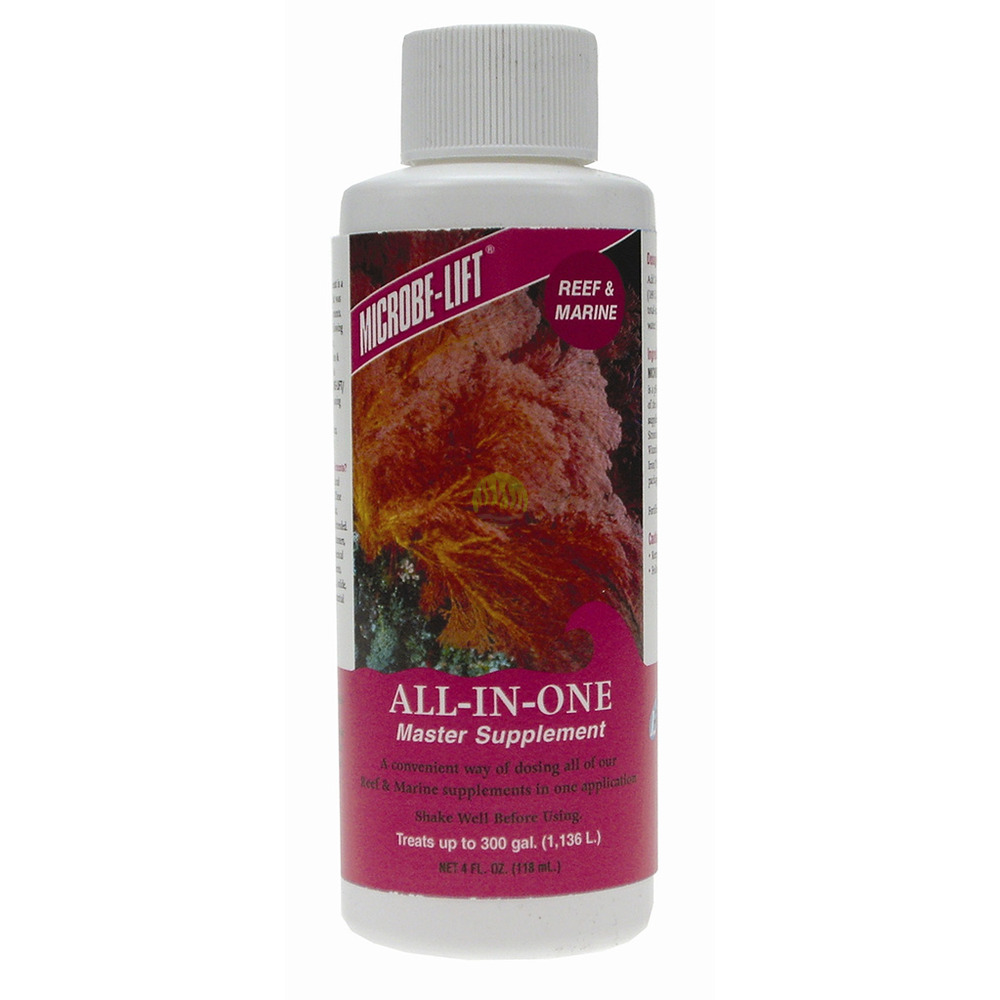 Microbe-Lift All in One [118ml] - akwarium morskie