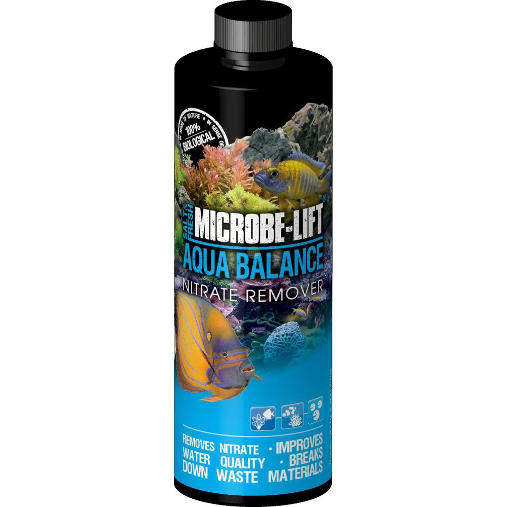 Microbe-Lift Aquarium Balancer [118ml] - bakterie na start