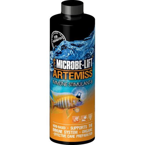 Microbe-Lift Artemiss Freshwater [236ml] - na odporność ryb