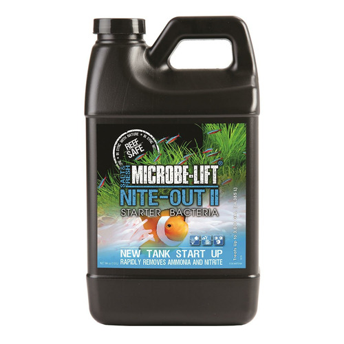 Microbe-Lift Nite-Out II [3.78l] - usuwa amoniak i azotyny