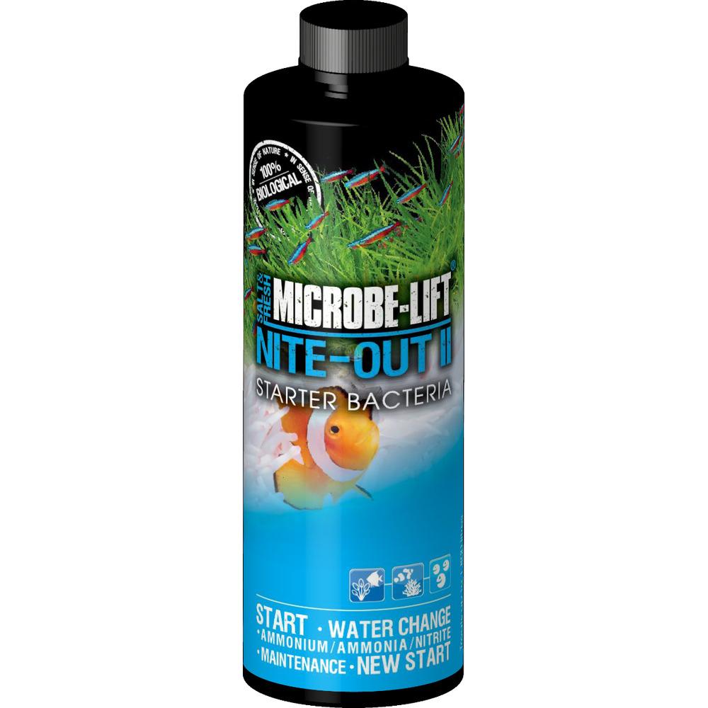 Microbe-Lift Nite-Out II [473ml] - usuwa amoniak i azotyny