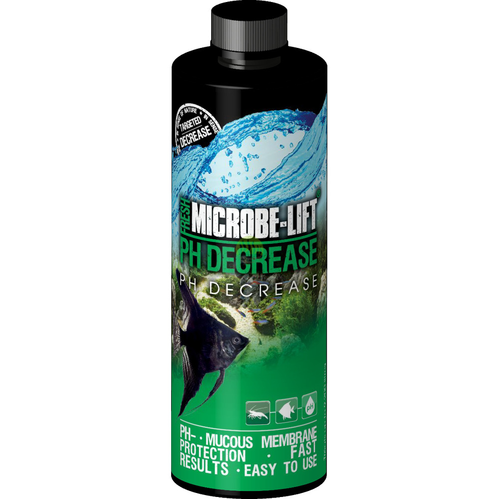 Microbe-lift PH Decrease Freshwater  [118ml]
