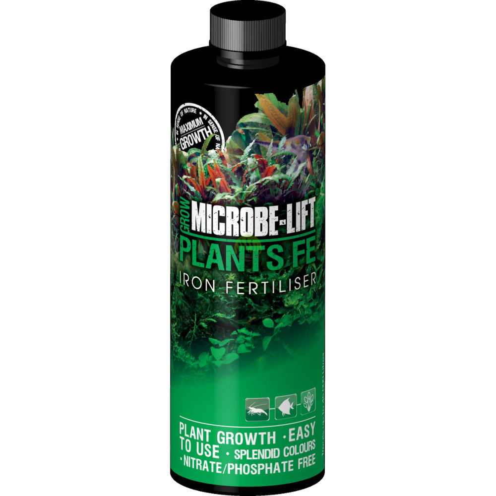 Microbe-lift Plants Fe - Iron [236ml] - nawóz żelazowy