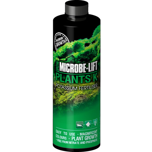 Microbe-lift Plants K - Potassium [118ml] - nawóz potasowy