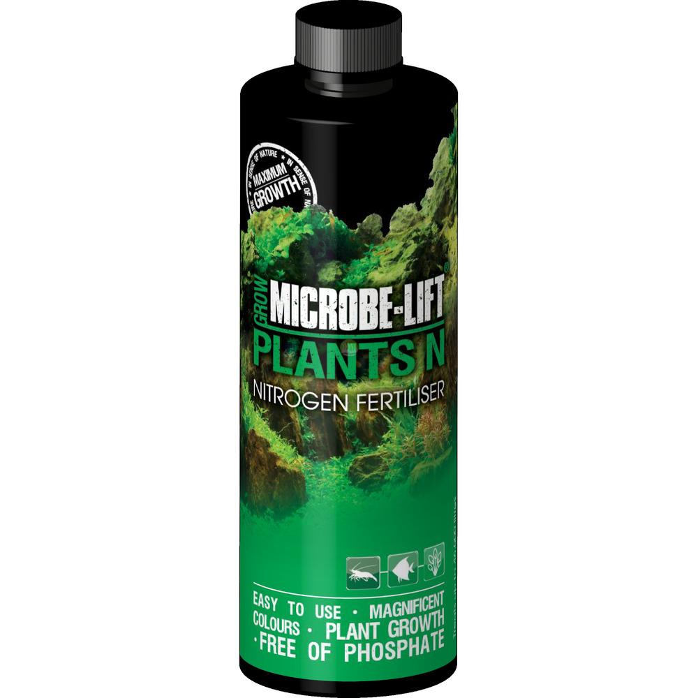 Microbe-lift Plants N - Nitrogen [236ml] - nawóz azotowy