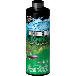Microbe-Lift Vitaminos Freshwater (Vitamins & Amino Acids) [236ml]
