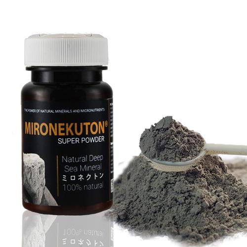 Minerał QualDrop Mironekuton super powder [60g] - minerały dla krewetek