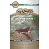 Mineralizator DENNERLE Sulawesi Salt GH/KH+ [200g] - krewetki Caridina