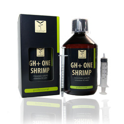 Mineralizator QualDrop GH+ ONE SHRIMP [500ml] - mineralizator RO krewetki bee