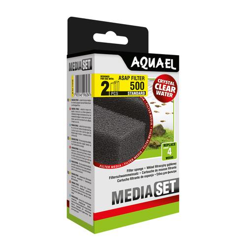 Moduł filtracyjny Aquael ASAP 500 STANDARD - gąbka (113745)