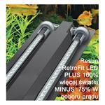 Moduł Resun RETROFIT GTR 7W (44cm) - SUPER SUNNY - zamiennik 15W T8 [GT8-15W]