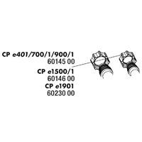 Nakrętki na zawór filtra JBL e1500/e1501 [6014600]