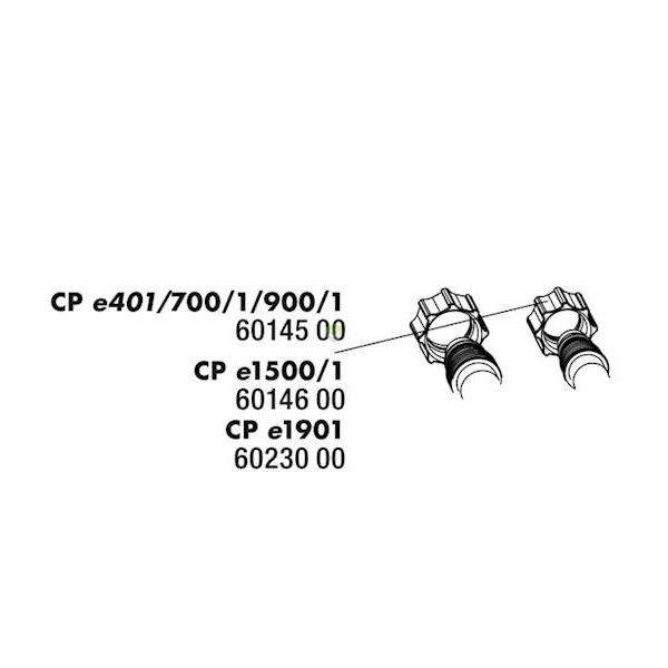 Nakrętki na zawór JBL e700/e900/e1500 oraz e401/e701/e901/e1501/e1901 (6014500)