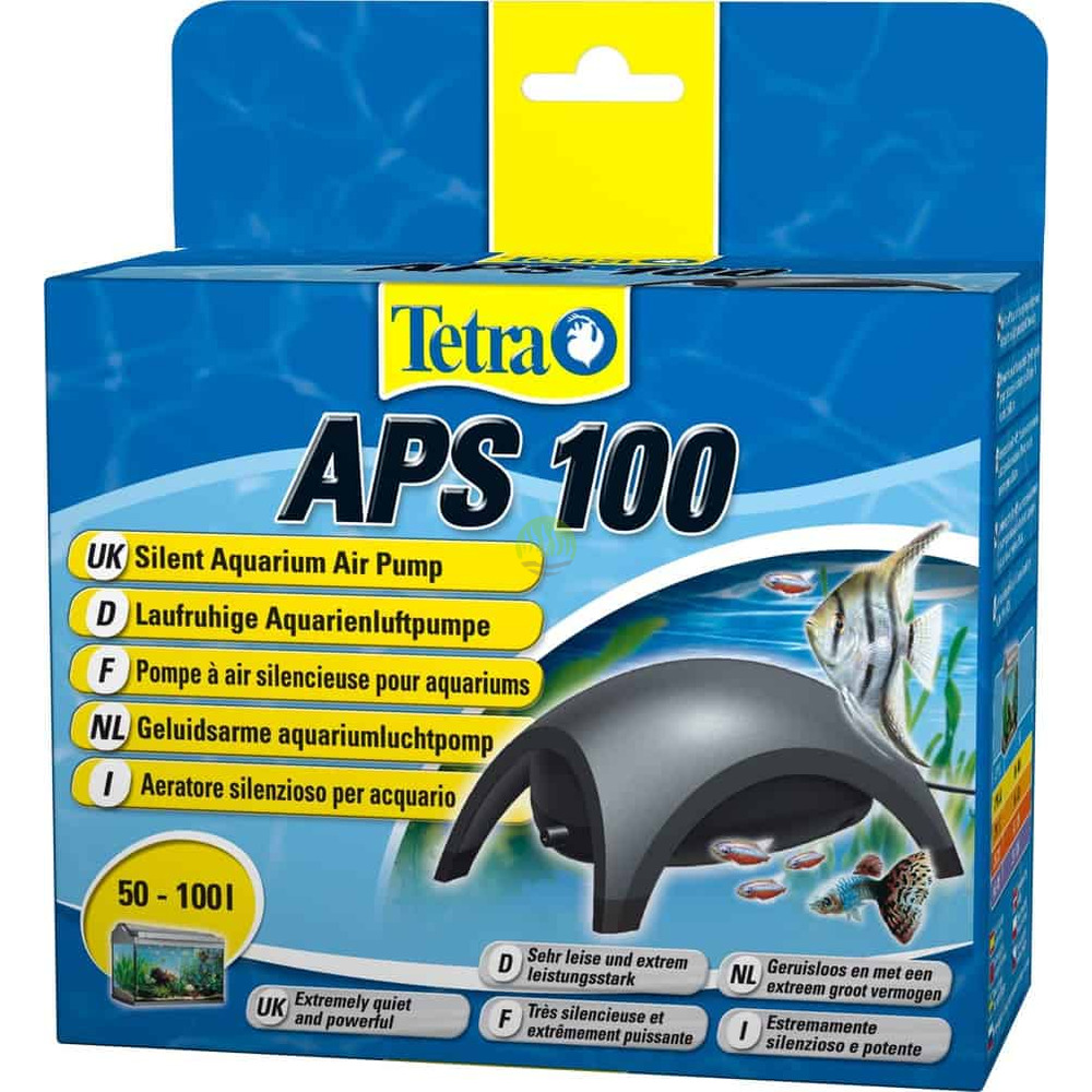 Napowietrzacz Tetra Tec APS 100 - czarny