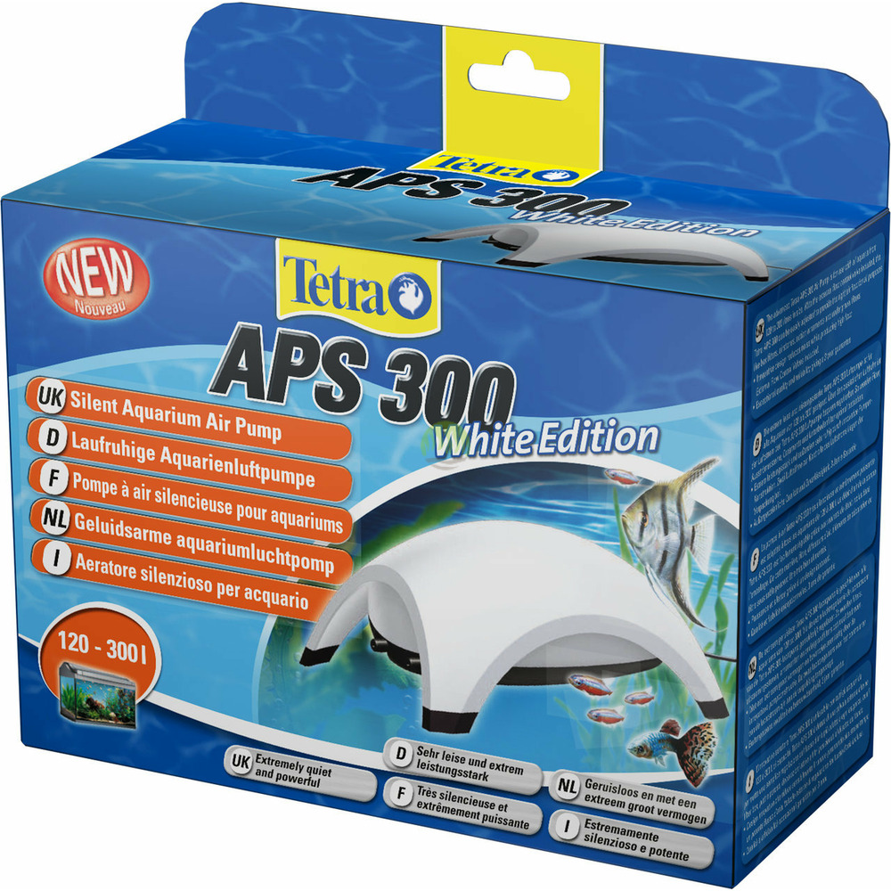 Napowietrzacz Tetra Tec APS 300 - biały