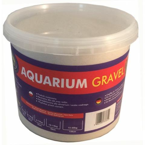 Naturalny piasek kwarcowy 0.1-0.3mm [5kg]