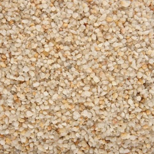 Naturalny żwir Aquasand Nature [1kg/0.75l] - biały kwarc