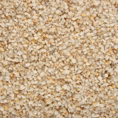 Naturalny żwir Aquasand Nature [5kg - 3.5l] - biały kwarc