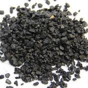 Naturalny żwir bazaltowy Aquael 2-4mm [2kg] - czarny