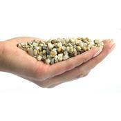 Naturalny żwir jasny GRAVEL Light Coarse [5kg] - jasny, gruby (3-6mm)