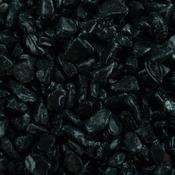 Naturalny żwir Progrow BLACK GRAVEL 2-4mm [10kg] - czarny